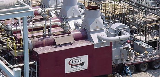 Boiler installation performed in Georgia